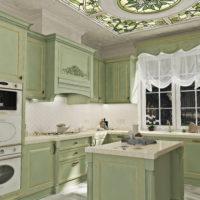 Дизайн интерьера дома в классическом стиле 200м кв.
