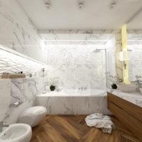 Дизайн квартиры 180 кв м в современном стиле